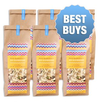 All Australian Raw & Natural Muesli